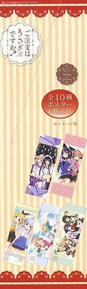 Gochumon wa Usagi Desu ka?  Is the Order a Rabbit? Collection Poster  (Set of 10