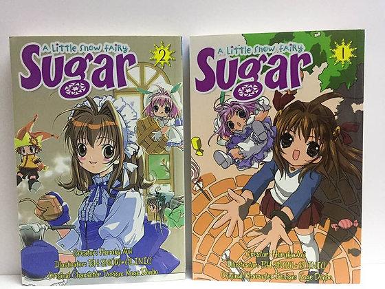 A Little Snow Fairy Sugar Vol. 1,2 (Manga)Paperback – November 14, 2006