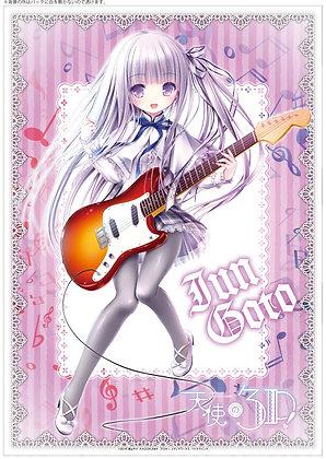 """Angels 3Piece!"" Clear Poster Goto Jun"
