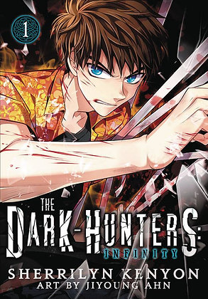 DARK HUNTERS INFINITY GN  Vol. 1,2, (Manga) (Books)