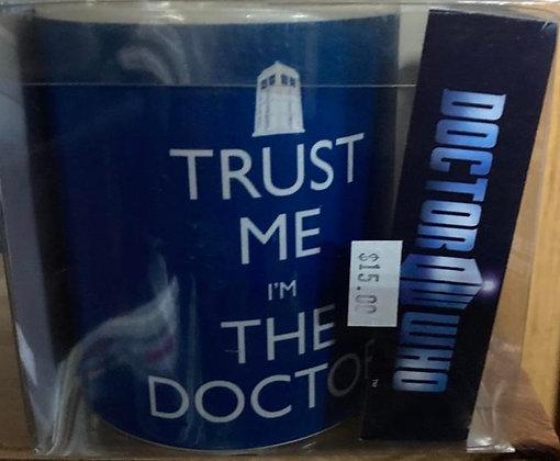 Doctor Who Mug - Trust Me I'm The Doctor