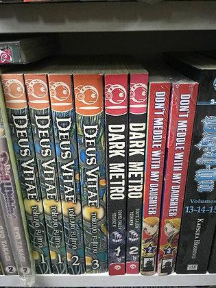 DARK METRO GN  VOL 1,2 MANGA  (2 BOOKS)  TOKYOPOP (W) Tokyo Calen (A/CA) Yoshike