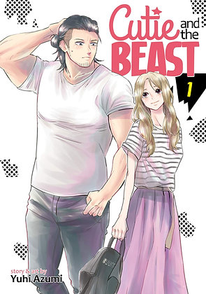 Cutie and the Beast Vol. 1 (Manga) Paperback – October 13, 2020  byYuhi Azumi(
