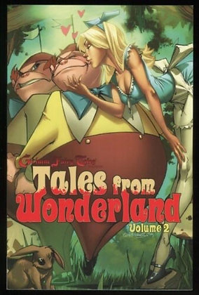 Tales from Wonderland Volume 2 (Grimm Fairy Tales) Paperback – December 1, 2009