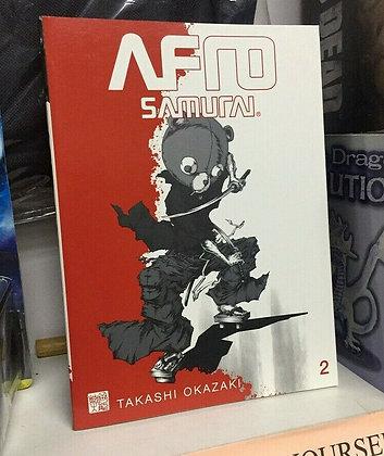Afro Samurai Vol. 2 Manga Paperback – February 3, 2009 by Takashi Okazaki