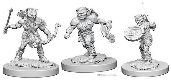 Dungeons & Dragons Nolzur`s Marvelous Unpainted Miniatures: Goblins