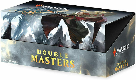 Sealed Booster Box  MTG Magic The Gathering Double Masters SHIPS August 7th
