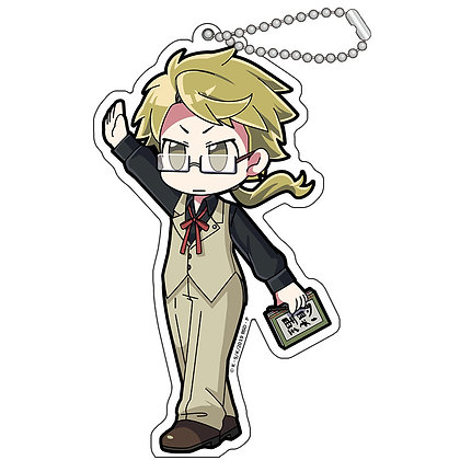 """Bungo Stray Dogs"" Hi Touch Acrylic Key Chain Kunikida Doppo by Bell Fine"