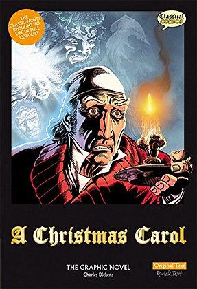 A Christmas Carol: Original Text: The Graphic Novel (British English) Paperback