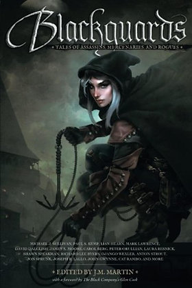 Blackguards: Tales of Assassins, Mercenaries, and Rogues Paperback – May 1, 2015
