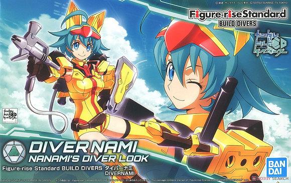 BandaiMobile Suit GundamFigure-rise Standard Build Divers Diver Nami (Model Ki