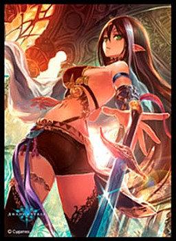 "Chara Sleeve Collection Matt Series ""Shadowverse"" Meishu no Osa, Aisha No. MT441"
