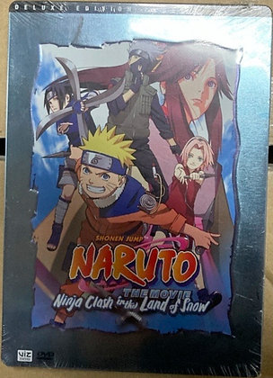 Naruto the Movie: Ninja Clash in the Land of Snow (Deluxe Edition) (DVD)