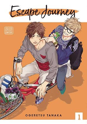 ESCAPE JOURNEY GN VOL 1,2,3 Manga
