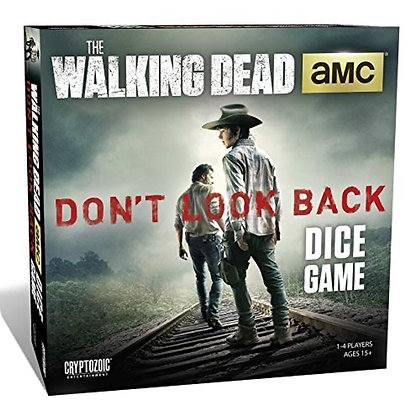 The Walking Dead Dice Game: Don't Look Back