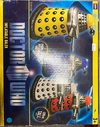 Doctor Who Inflatable Dalek (Blue)