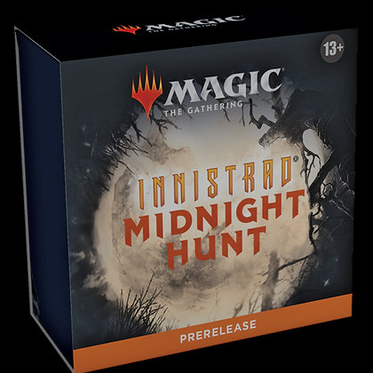 Magic the Gathering Innistrad Midnight Hunt Prerelease Pack / Kit