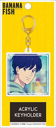 """Banana Fish"" Acrylic Key Chain Eiji"