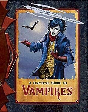 A Practical Guide to Vampires (Practical Guides)Hardcover – August 11, 2009