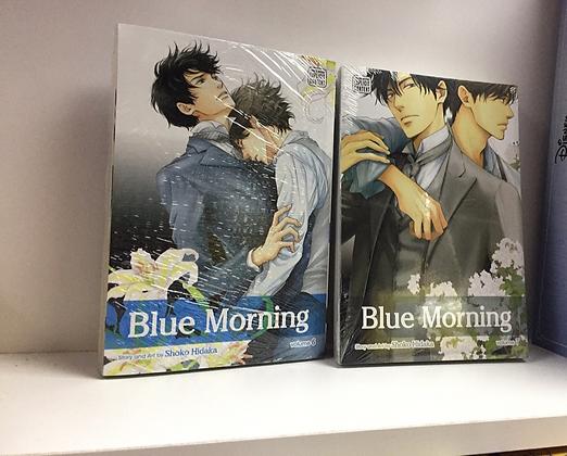 Blue Morning, Vol. 6,7 (Yaoi Manga)Paperback – September 13, 2016  byShoko Hid