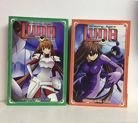 Amazing Agent Luna Omnibus 4,5 (2 Manga Books)Paperback – December 15, 2015