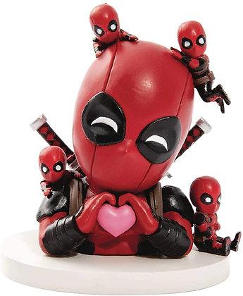 Marvel Comics Mea-004 Deadpool Daydream Mini Egg Attack Action Figure