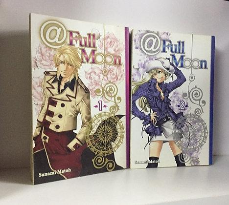 At @ Full Moon Vol. 1,2 MangaPaperback – Illustrated, January 24, 2012  bySana