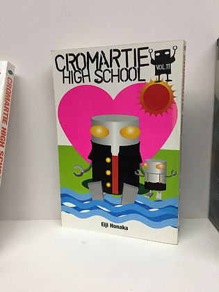 Cromartie High School, Vol. 11 Manga Paperback – July 3, 2007  by Eiji Nonaka