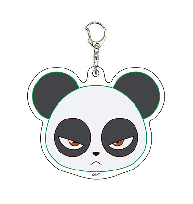 "Acrylic Key Chain ""Digimon Frontier"" 01 Pandamon"