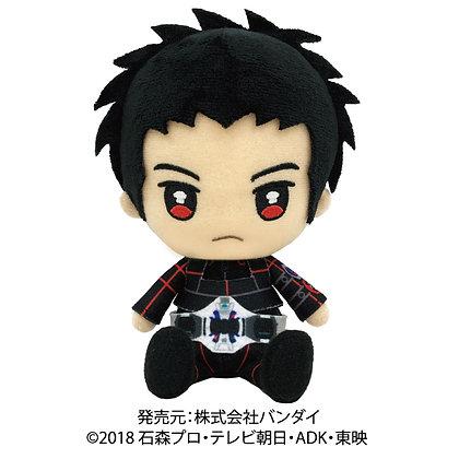 """Bandai """"Kamen Rider Zi-O"""" Chibi Plush Myoukouin Geiz"""