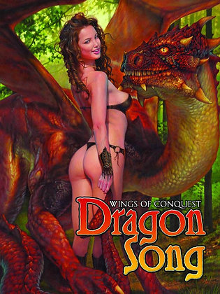 DRAGON SONG TP (MR) SQP ART BOOKS