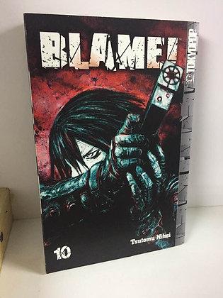 Blame! Vol. 10 Paperback – November 13, 2007 by Tsutomu Nihei  (Author)