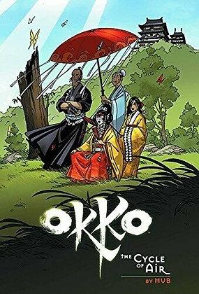 OKKO HC VOL 03 CYCLE OF AIR (MR) (C: 0-0-1) BOOM! STUDIOS