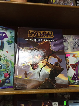 Castles & Crusades Monsters & Treasure Hardcover – November 19, 2014 by Robert D