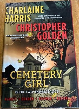 Cemetery Girl: Book Two: Inheritance (The Cemetery Girl Trilogy) (USED)