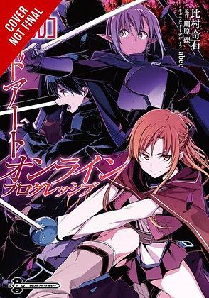 Sword Art Online Progressive Vol. 1,2,3,4,5,6,7 (English Manga)