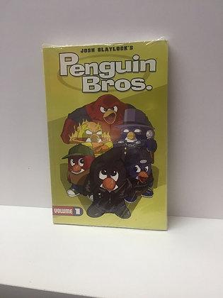 Penguin Brothers Manga Paperback – March 1, 2005  byJosh Blaylock