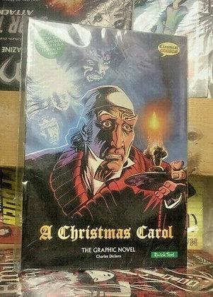 A Christmas Carol The Graphic Novel: Original Text – January 31, 2012  bySean