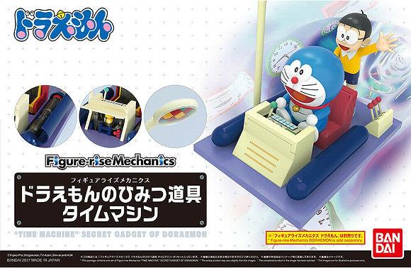 Bandai Doraemon Time Machine Figures Rise Mechanics Plastic Model Kit (No Gunpla