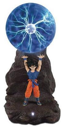 Dragon Ball Z Goku Spirit Bomb Plasma Lamp Figure