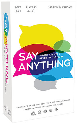 Say Anything 10th Edition  NORTH STAR GAMES