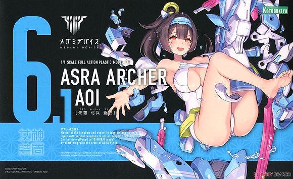 Asra Archer Aoi (Plastic model)