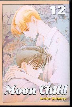 Moon Child Vol. 1,2,3,9,12 English Manga