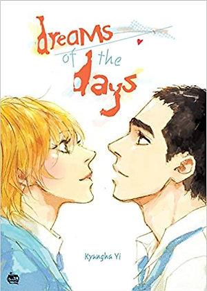 Dreams of the Days Manga Paperback – April 3, 2018  byKyungha Yi(Author, Artis