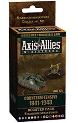 Axis & Allies Miniatures Counter Offensive 1941-1943: An Axis & Allies Miniature