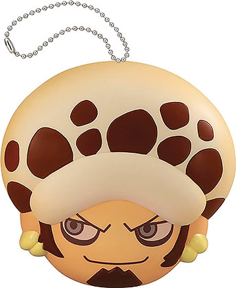 ONE PIECE FLUFFY SQUEEZE SANJIS BREAD LAW MEGAHOUSE CORPORATION