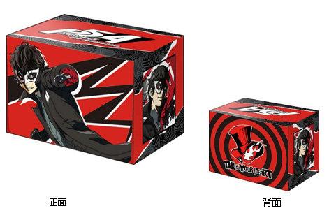"Bushiroad Deck Holder Collection V2 Vol. 583 ""PERSONA5 the Animation"" Joker"