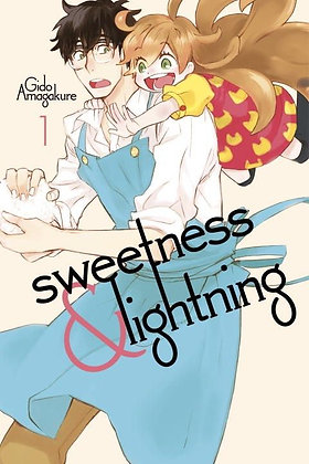 SWEETNESS & LIGHTNING GN VOL 1,2,3,4,5,6,7,8,9,10,11  (Manga)