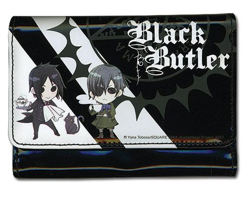 BLACK BUTLER CIEL & SEBASTIAN GIRL WALLET