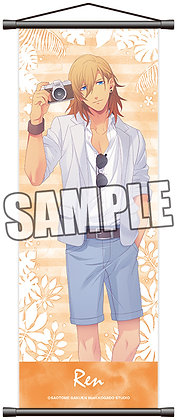 """Uta no Prince-sama"" Slim Tapestry Happy Summer Ver. Jinguji Ren"